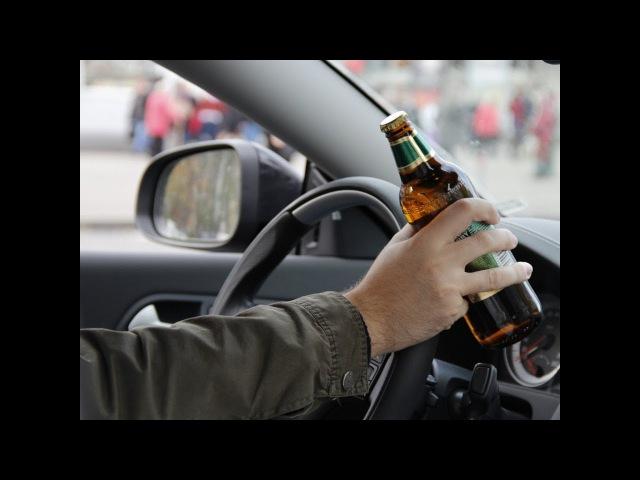 Бесправник за пьяное вождение получил штраф, лишился автомобиля и попал под арест