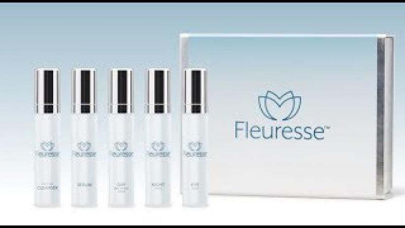 New Fleuresse Skin Care Go Kit