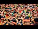 Tari Saman MASSAL 12.000 Penari Dalam Rangka HUT RI Ke-72 [Rekor MURY 2017]