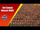 Tari Saman Tembus 10.001 Penari Pecahkan Rekor MURI