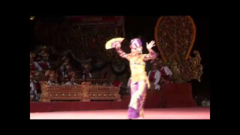 Pesta Kesenian Bali - Tari Truna Jaya, Duta Kabupaten Gianyar 2015