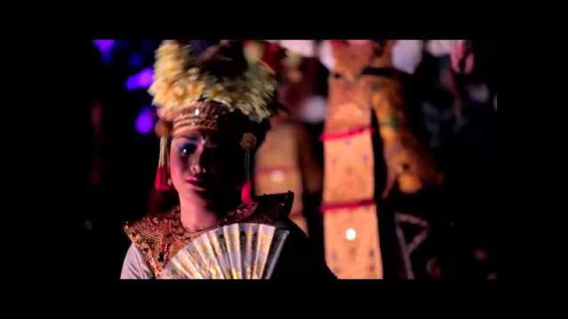 Parade Semara Pegulingan, LEGONG RAJA CINA ,PKB 2015