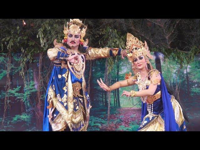 Pragmentari Kamsa Pramada, Duta Kabupaten Badung - Pesta Kesenian Bali 2017