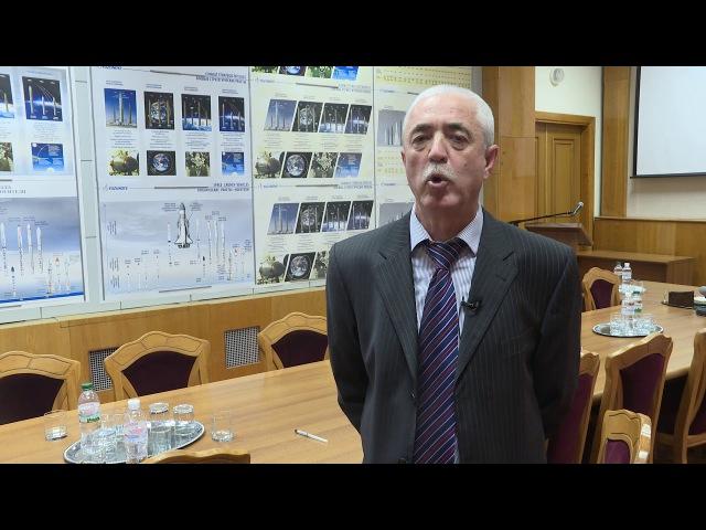 Олег Аксюта, начальник відділу телеметрії ДП «КБ «Південне»