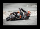 KTM Duke 390 Supermoto mode | RokON VLOG 37