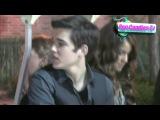 Нейтан со своей девушкой Медисон на КСА / 2010