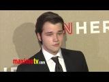 Нейтан со своей девушкой Медисон на красном ковре CNN Heroes / 2012