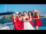 Wedding Clip E + A