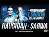 FIGHTSTAR CHAMPIONSHIP 12 Callum Haughian vs. Ollie Sarwa