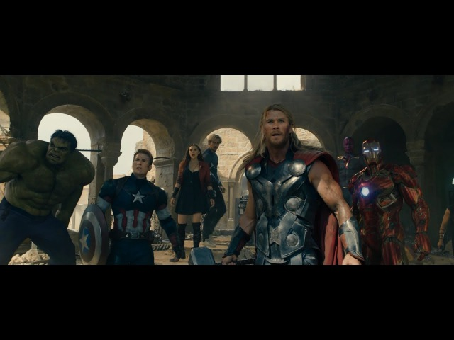 Marvel Phase II Trailer