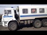 Задержания на митинге в Комсомольске на Амуре