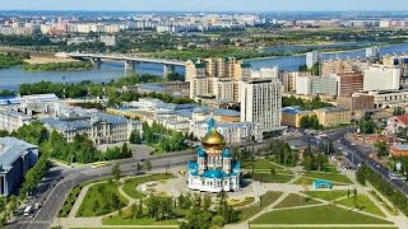 Omsk. The third capital. 300-year anniversary. Омск. Третья столица. 300-летний юбилей.
