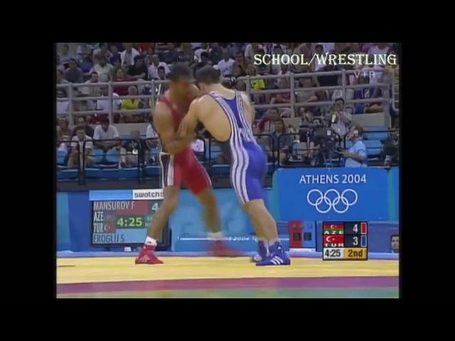 Олимпийские чемпионы по греко-римской борьбе (Афины)