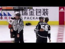 Jared Boll vs Kurtis MacDermid Sep 30 2017 Preseason