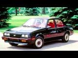 1986 Chevrolet Cavalier RS Sedan 1J E69