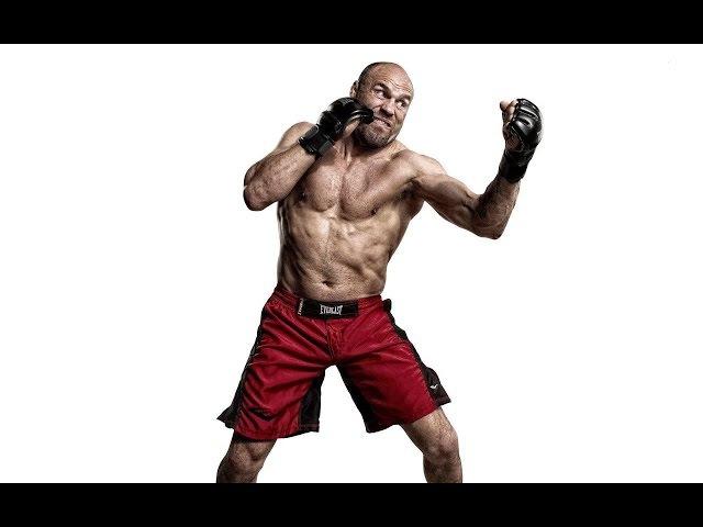 Легендарный боец и пятикратный чемпион UFC: Рэнди «Естественный» Кутюр