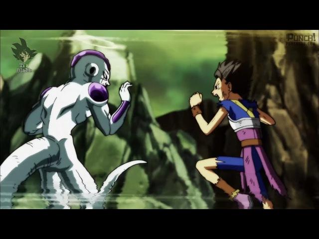 Freeza Vs Kyabe - Análise Mil Grau do Episódio 112 de Dragon Ball Super