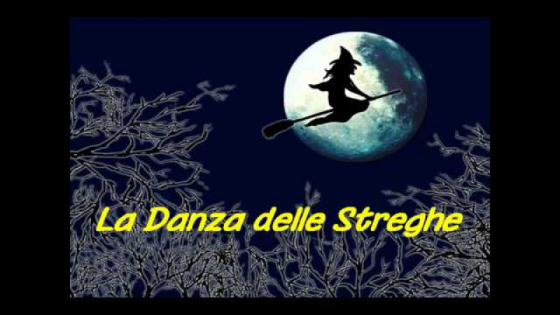 La danza delle Streghe - Gabry Ponte [con Testo]