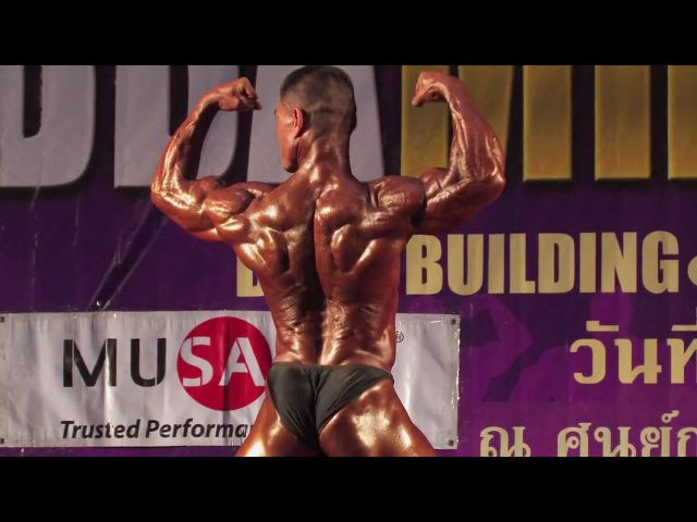 ThaiBody TV Podcast 057 - Mr. Thailand 2010