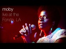 Moby - Why Does My Heart Feel So Bad? (Live at The Fonda, L.A.)