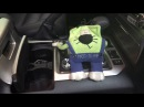 Противоугонное устройство на Toyota Land Cruiser 200, установка блокиратора акпп Fortus (Mul-T-Lock)