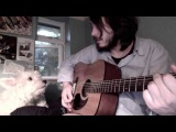 Daniel Johnston - Silly Love (acoustic cover)