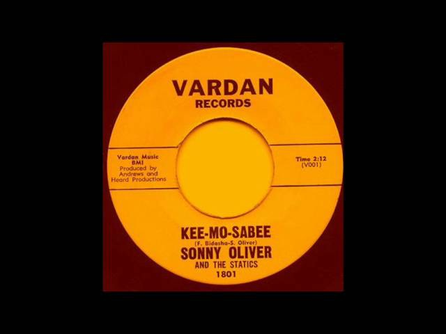 Sonny Oliver The Statics - Kee-Mo-Sabee.