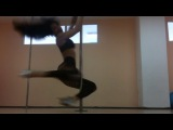 J.SHIKULA exotic pole dance combos&amptricks