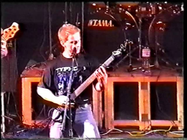 NECROPHAGIST 27.4.2002 MALIGNANCY 13.5.2002,LIVE in Nováky-Slovakia,Part 1/3
