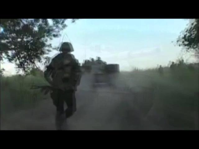 Полюшко поле. Армия России.