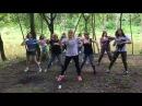Zumba fitness в парке Питомник