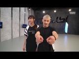Танцы: Dima Bonchinche и Марина Кущева - В свободное плавание (сезон 4, серия 18)