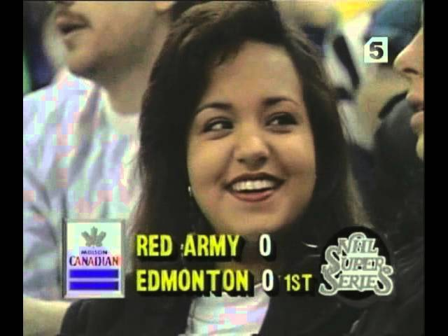 CSKA Edmonton Oilers 1990 91