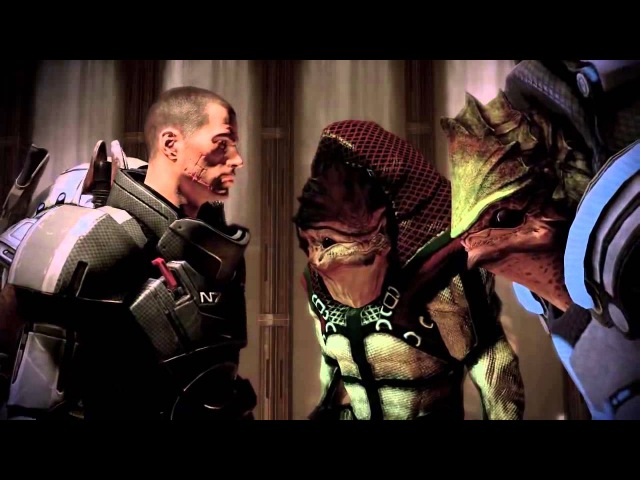 Mass Effect: Why Renegade is better than Paragon!