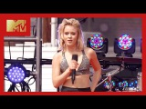 Zara Larsson Performs Dont Let Me Be Yours &amp Shape of You  MTV Movie &amp TV Awards