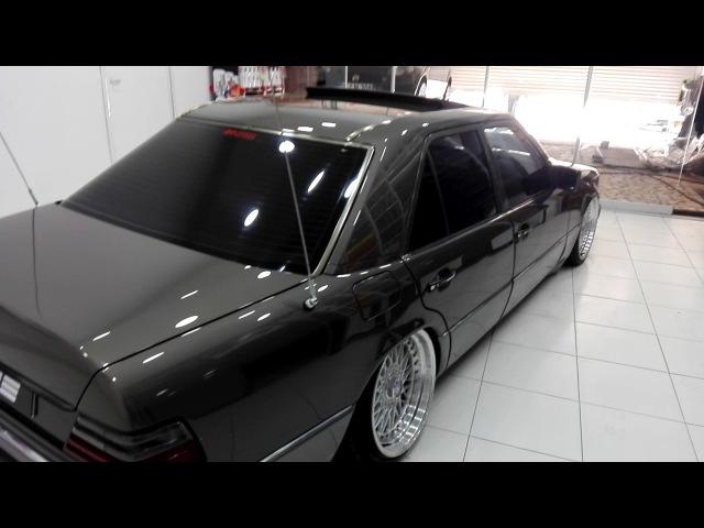 Mercedes 200 E SERAMİK KAPLAMA UYGULAMASI 😎 İletişim 05558107758
