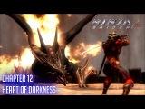 Ninja Gaiden Sigma 2 прохождение глава 12 Сердце тьмы