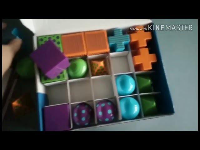 Развивающая игра Ментал блокс Learning Resources » Freewka.com - Смотреть онлайн в хорощем качестве