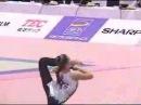 Алина Кабаева - скакалка (командное многоборье) Aeon Cup 2002