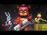 [SFM FNAF] Toy Fazbear Band