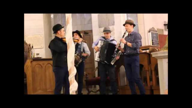 Habibi Klezmer Band Jewish Wedding Chuppah