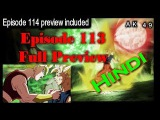 Dragon Ball Super Episode 113 Review in Hindi  Caulifla and Kale Vs Goku  breakdown  114 preview