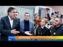 Саакашвили объявил себя военнопленным со скамьи подсудимых