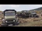 Что круче: Урал, ЗИЛ-131 или ГАЗ-66?