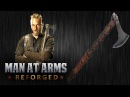 Ragnar's Axe Vikings MAN AT ARMS REFORGED