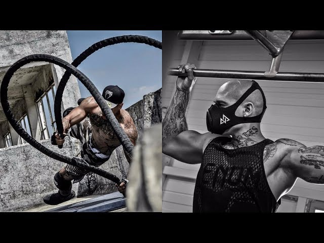EXPLOSIVE Workout MONSTER Best of Jerome Pina 2017