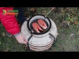 Аппетитно? Приготовление рыбы и мяса в тандыре