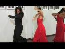 Diferencia entre el hombre y la mujer en el baile flamenco: la técnica.