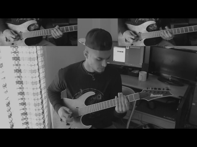 Heaven Shall Burn – Downshifter (Guitar Cover)