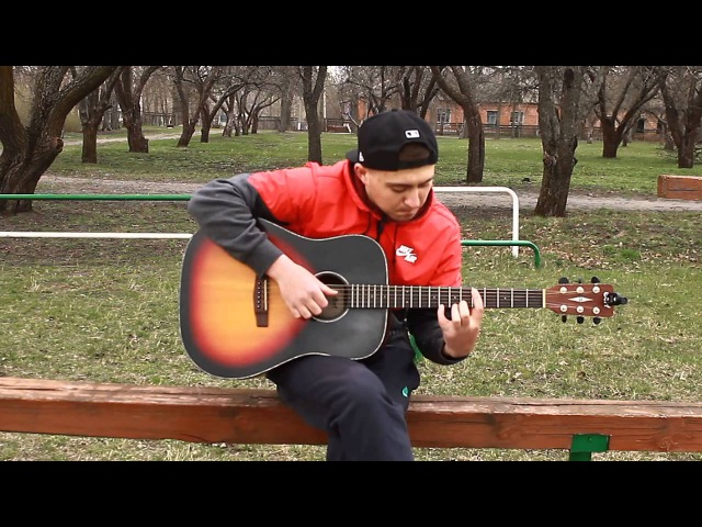 Prayer in C - Robin Schulz Remix(fingerstyle guitar cover)
